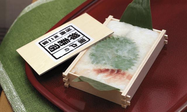 瀬戸の押し寿司