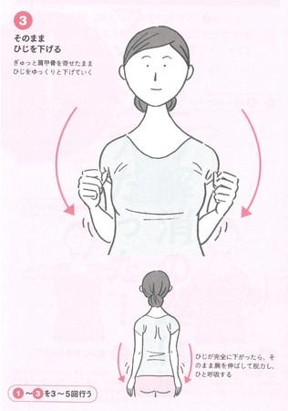 ファシアゆるゆる体操3
