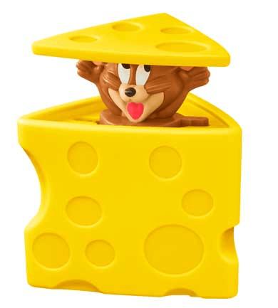 チーズにかくれたジェリー